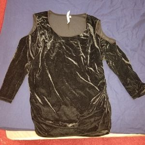 Ny collection black blouse